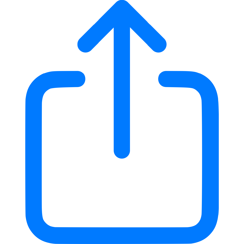 Safari Share Icon