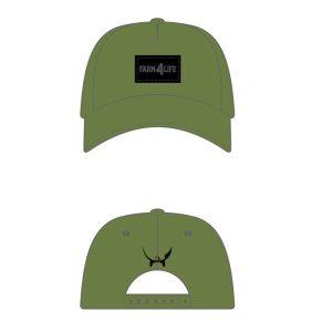 Farm 4 Life Army Cap
